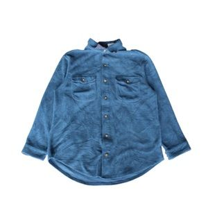 Vintage The North Face Button Up Fleece